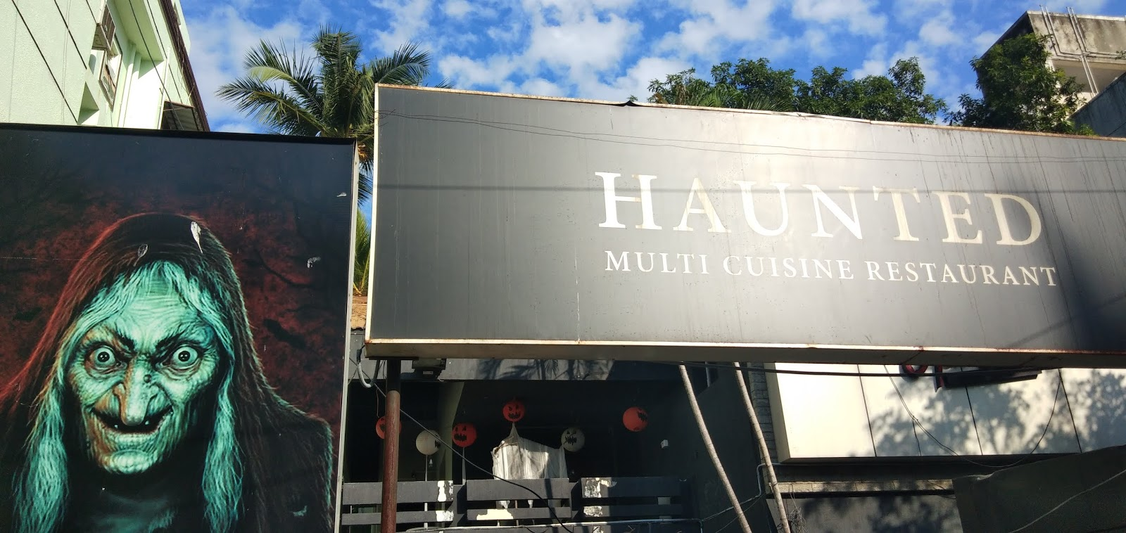 Image result for haunted restaurant chennai 720p pics