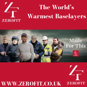 Zerofit Baselayers Are World's Warmest (click pic for details)