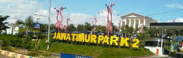 Objek Wisata Batu Malang Jatim Park Yang Super Seru