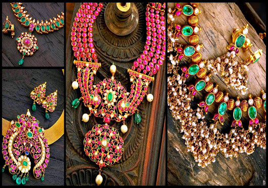 Revealing the beauty of Indian Jewelry | VincaRosa