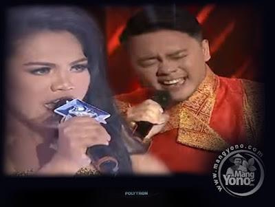 Weni duet dengan Danang