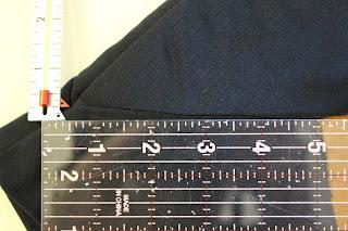TNG skant - back yoke