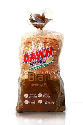 dawn bread This fluffy bread swap is great if you're cutting back on refined carbs aka: the white stuff it's gluten-free, no-sugar, and has only 30 calories per cloudy slice.