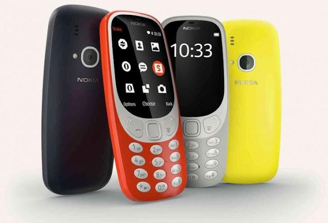 تعرف على هاتف نوكيا 3310 الذى عاد من جديد