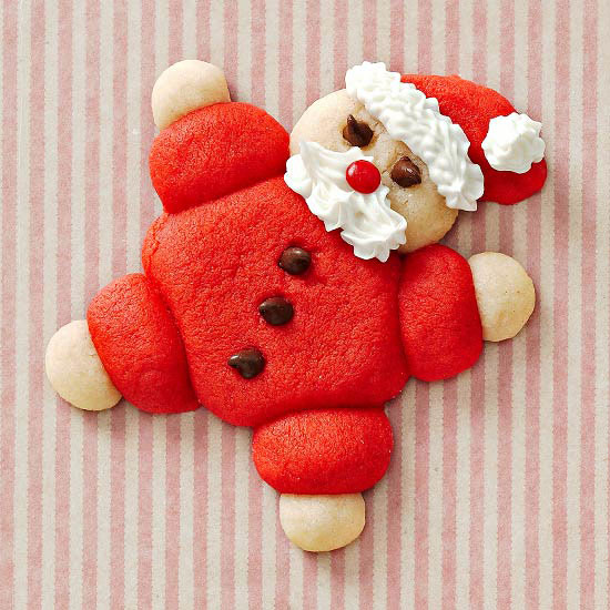 Heavenly Scents Recipes Santa Claus Christmas Cookies
