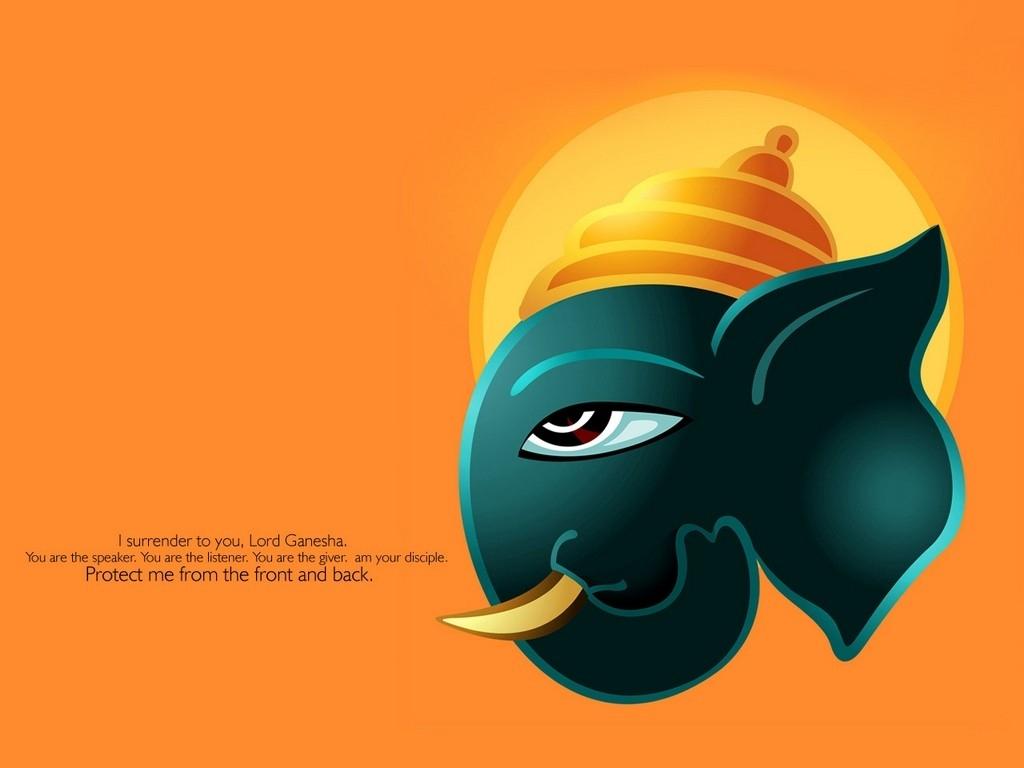 Ganpati 3d Wallpaper Lord Ganesha Wallpapers Wallpapers Hungama
