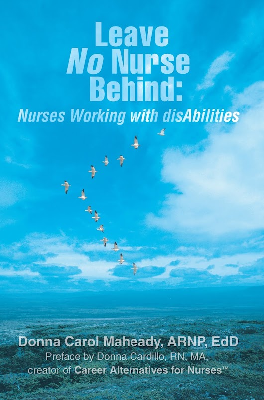 Playlist for nurses and nursing students with disabilities