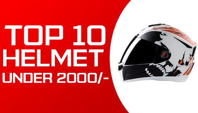 top 10 helmet under 2000