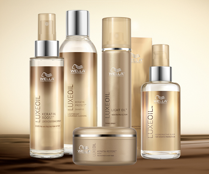 Wella, professional, sp, luxeoil, hair, treatment