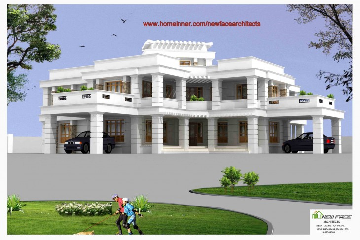 Luxury Home 6500 Sq Feet