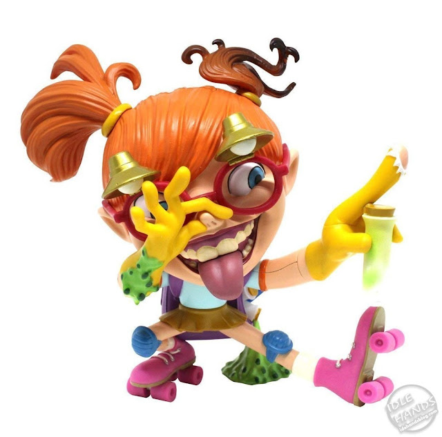 Eolo Fartist Club Toys Windy Wendy