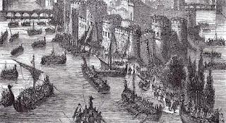 Asedio Vikingo Ragnar Lodbrok