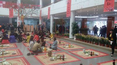 Hoa Sen - Cho thuê trang thiết bị làm chợ quê, hội làng, hội chợ xuân