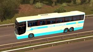Busscar Scania Jum Buss 360