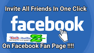 Facebook Page Par All Friends Ko Ek Sath Invite Kaise Kare
