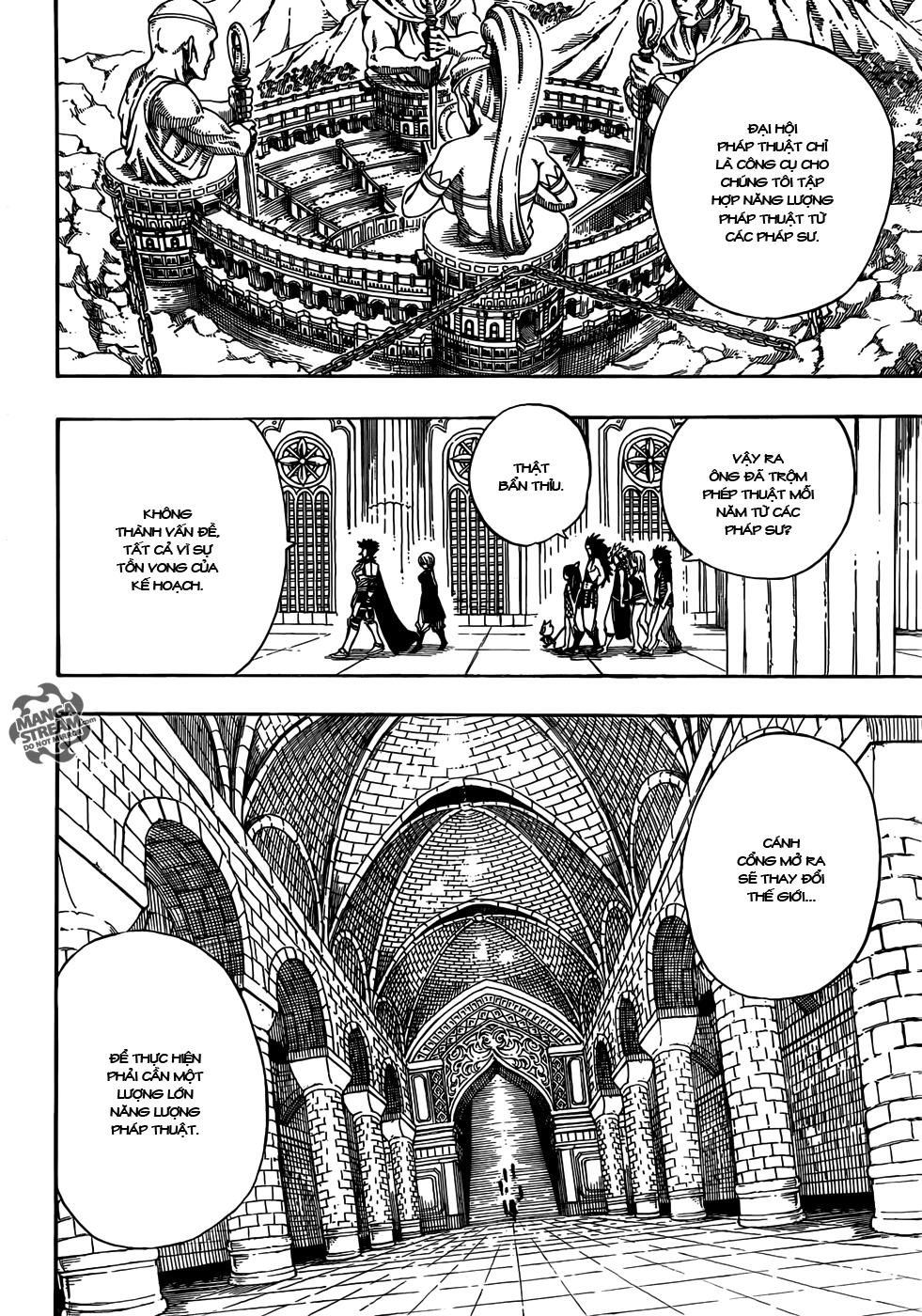 Fairy Tail chap 302 trang 8