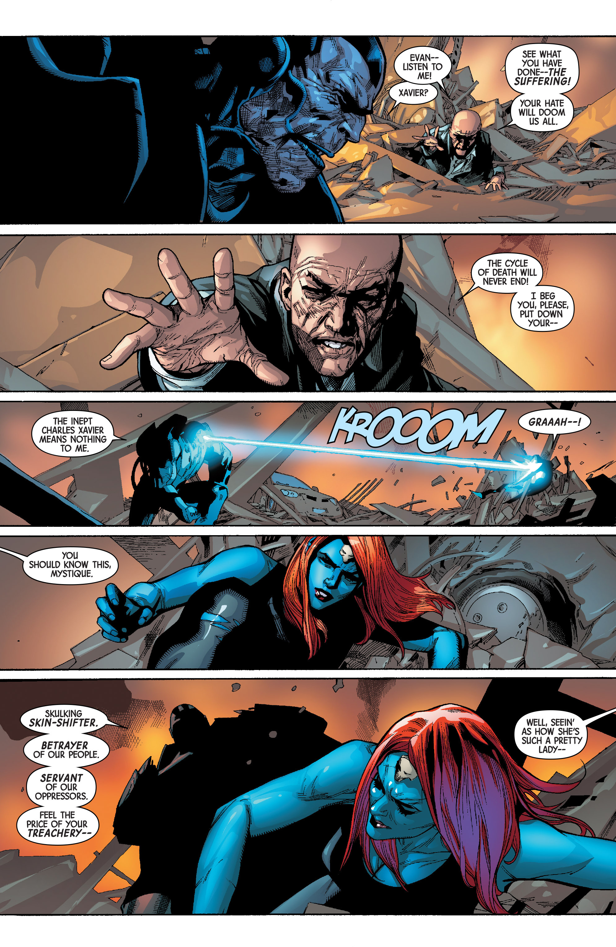 Read online Avengers & X-Men: AXIS comic -  Issue #8 - 17