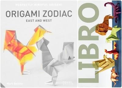 Zodiaco Origami todas las figuras Papiroflexia