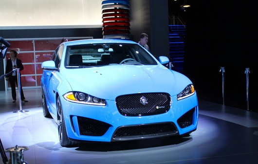 2014 Jaguar XFR-S High Performance Review