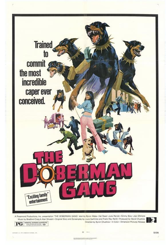 Doberman Gang