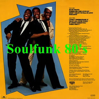 Soul Amp Funk 80 S The Reddings If Looks Could Kill 1985