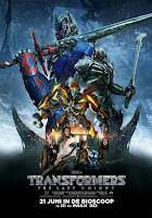 Transformers: The Last Knight Movie Poster 8