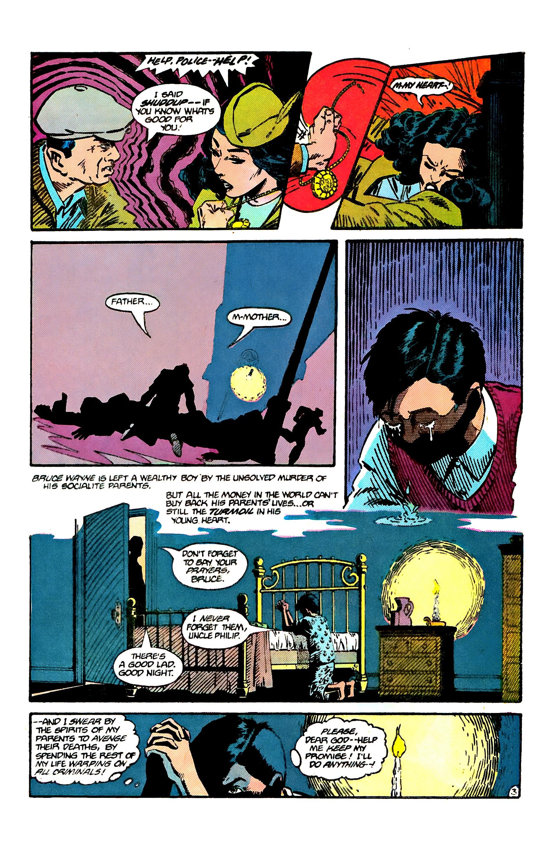 Read online Secret Origins (1986) comic -  Issue #6 - 5