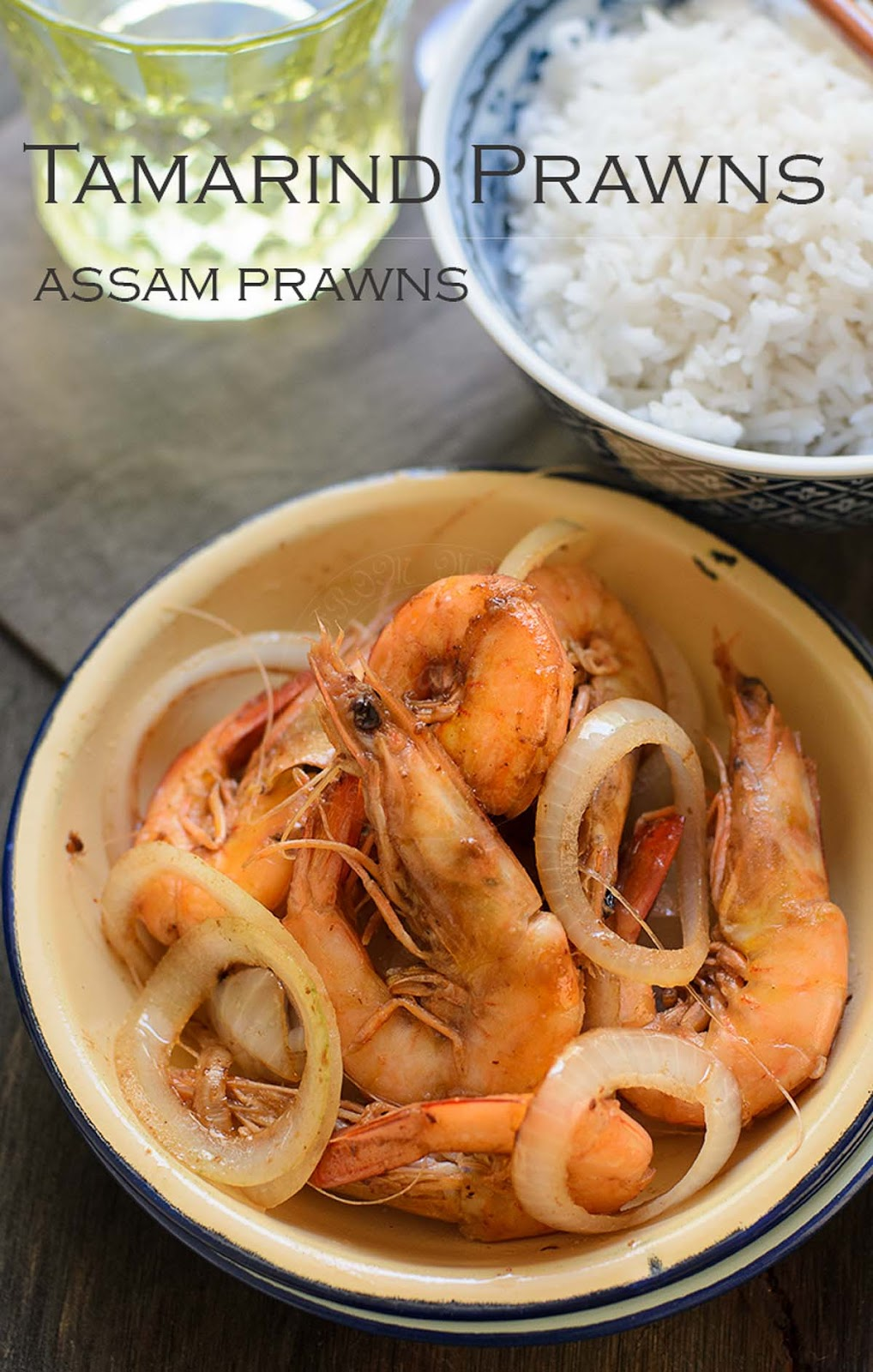 Plump, succulent and juicy prawns coated with delicious sweet, sour and slightly salty sauce.