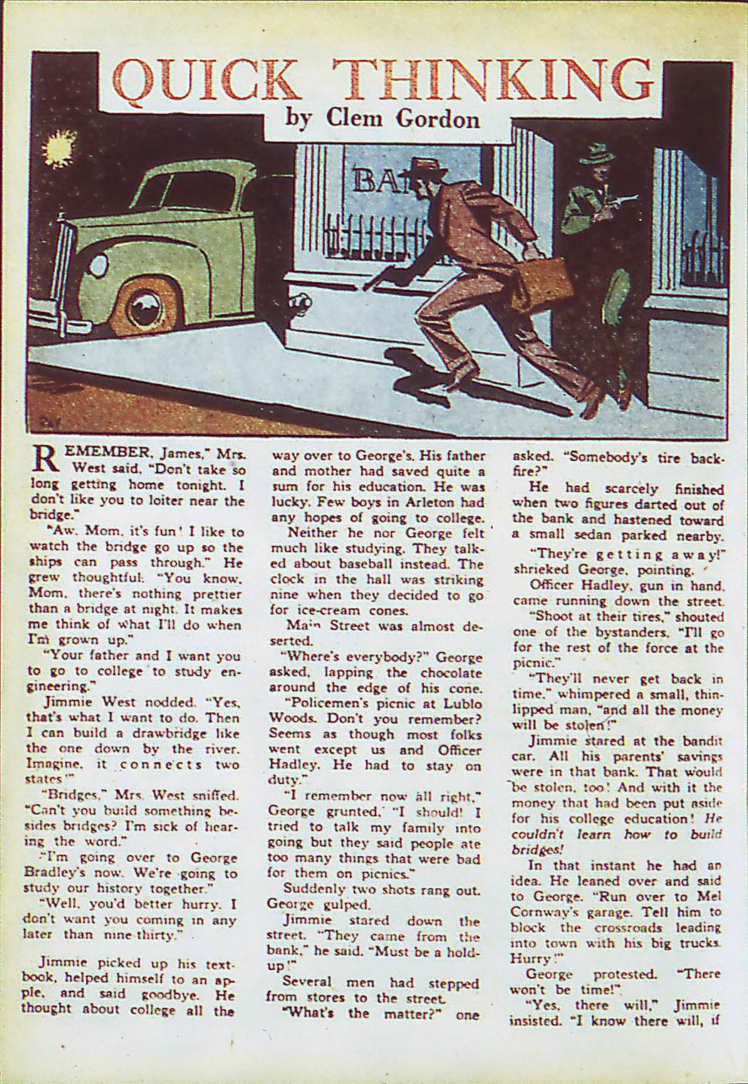 Read online Action Comics (1938) comic -  Issue #41 - 47