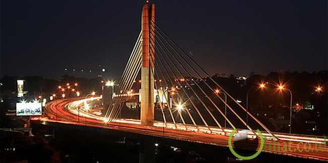 Jembatan Pasupati (2.147 Meter)