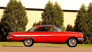 1961 Chevrolet Impala SS Side Right