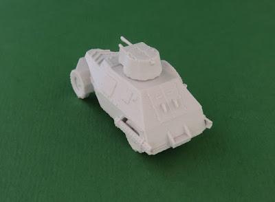 Marmon Herrington Armoured Car picture 5