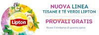 Logo Lipton Provali Gratis : richiedi il rimborso di quanto speso