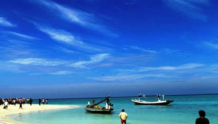 Wisata Pulau Noko Selayar
