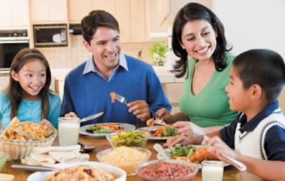 5 Tips  yang  menjadikan keluarga hidup harmanis