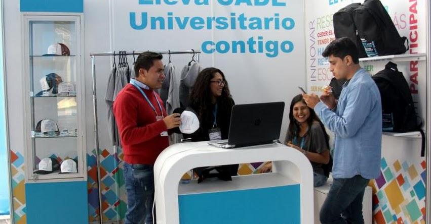 Estudiantes líderes se vuelven a reunir este año en CADE Universitario