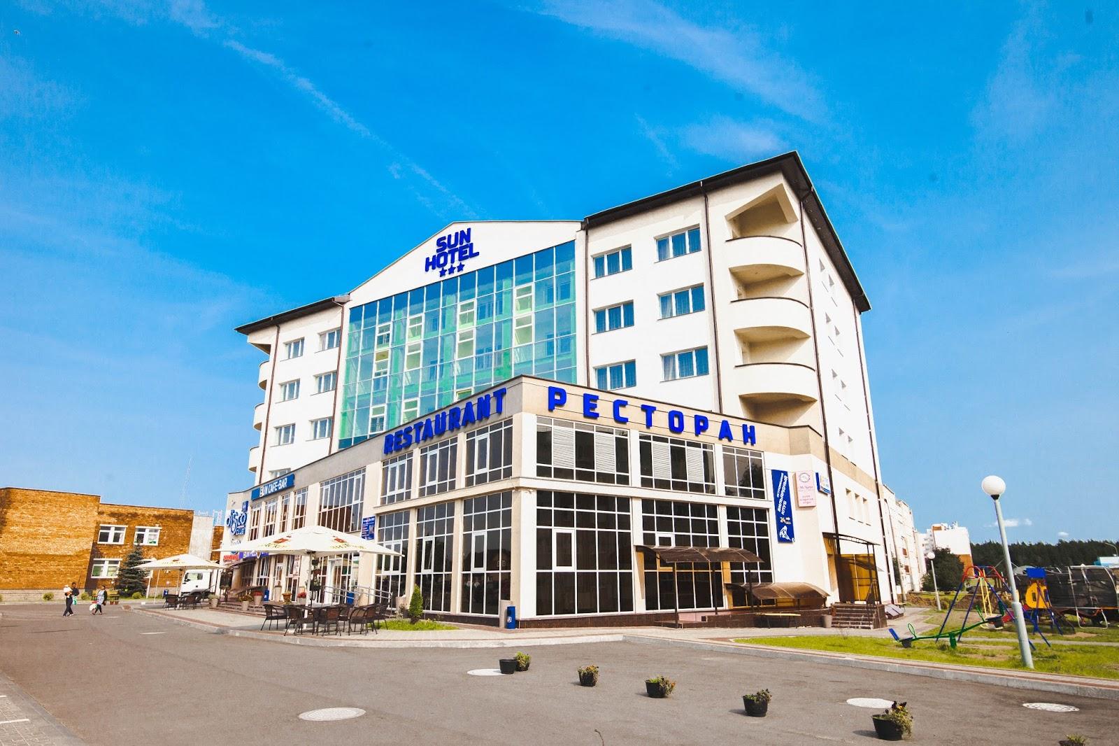 Отель Седата Игдеджи Sun Hotel