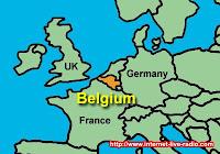 Belgium online radio stations