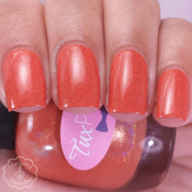 Tux Polish - Autumn's Back