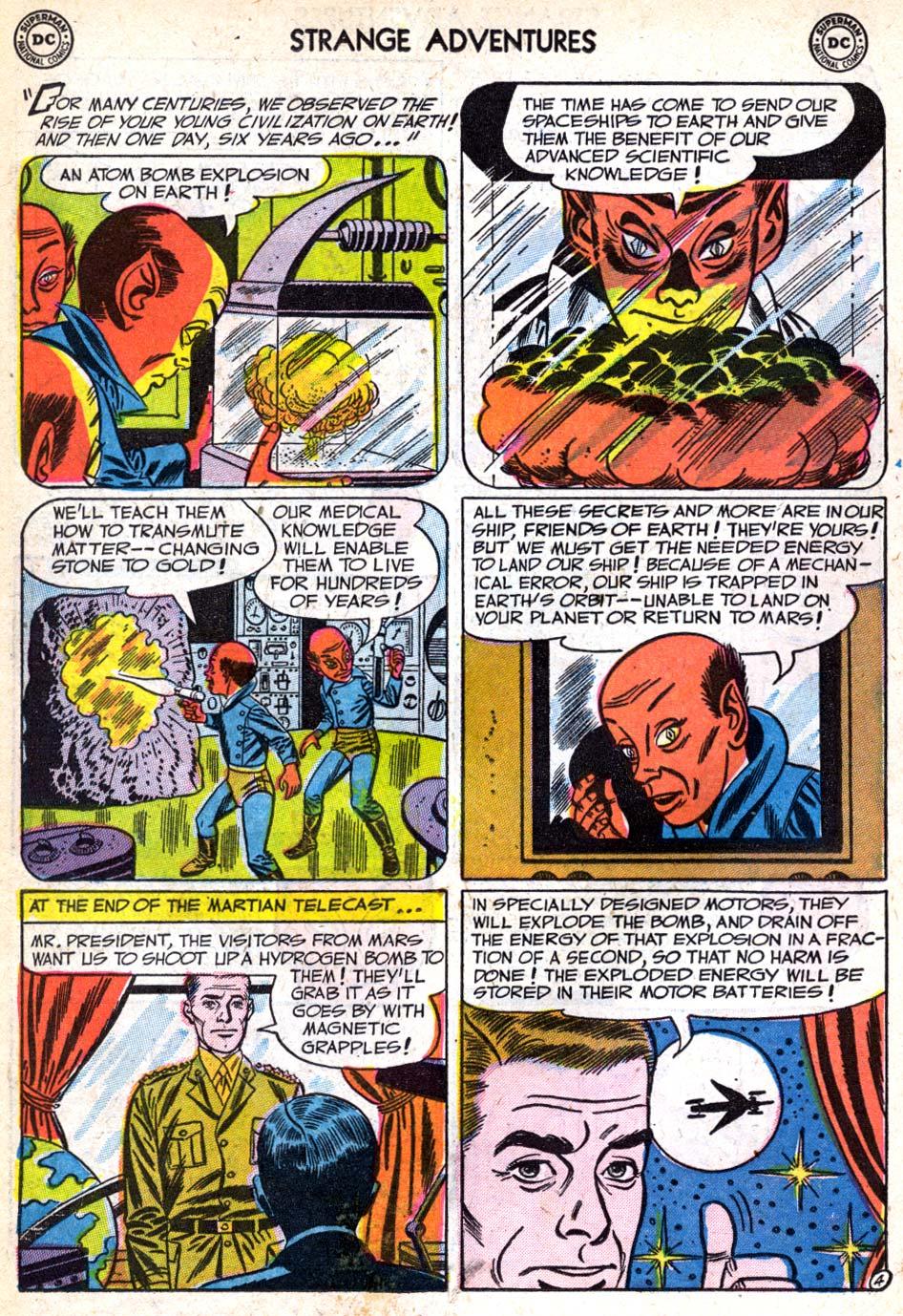 Strange Adventures (1950) issue 25 - Page 22