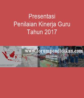 Presentasi Penilaian Kinerja Guru | Administrasi