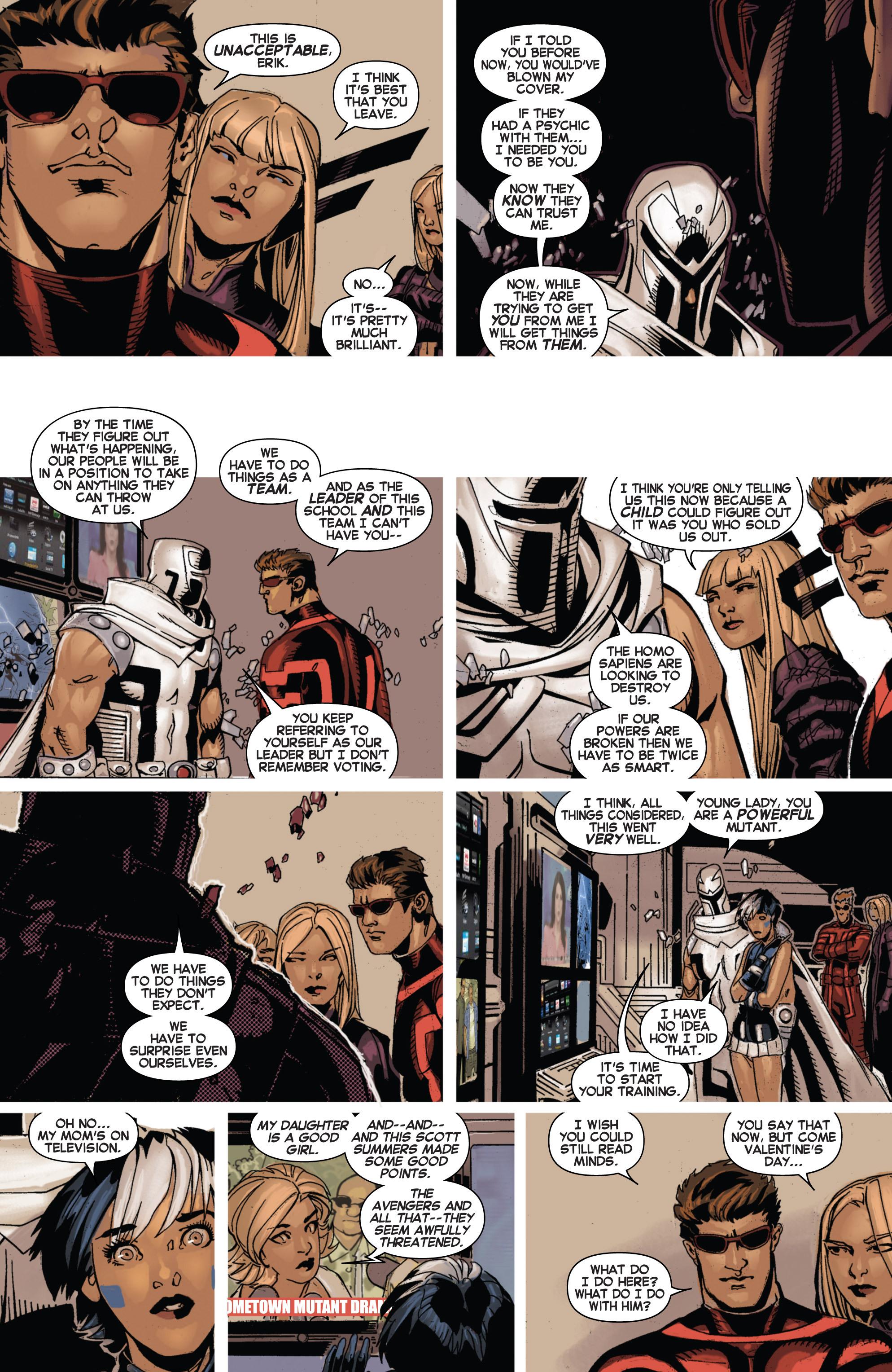 Read online Uncanny X-Men (2013) comic -  Issue # _TPB 1 - Revolution - 61