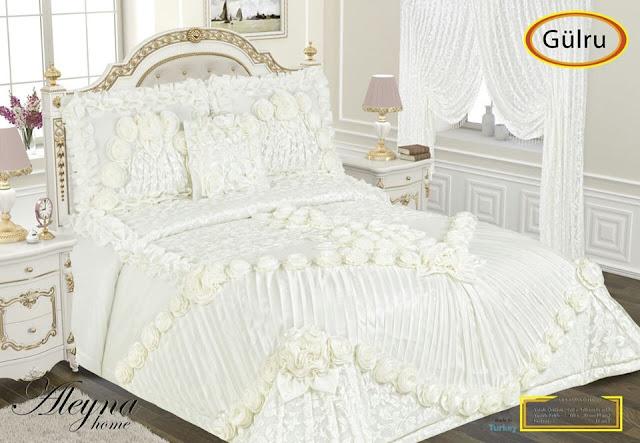 en güzel yatak örtüsü