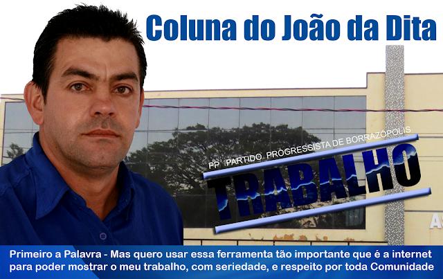 COLUNA DO JOÃO DA DITA SALMO 122