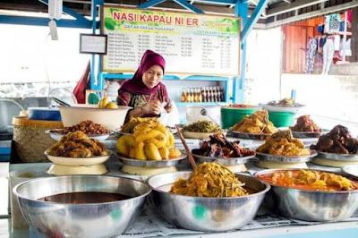 Nasi Kapau Khas Bukittinggi - NMUTTY.com
