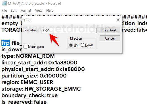 Cara ByPass FRP Lock Semua MediaTek dengan SP Flash Tool