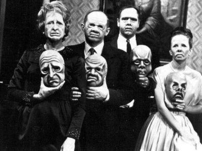 The Twilight Zone - Season 5 Episode 25: The Masks