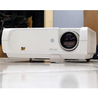 Proyektor ViewSonic PJ513D Second Di Malang