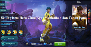 Mobile Legends Guide Hero Chou