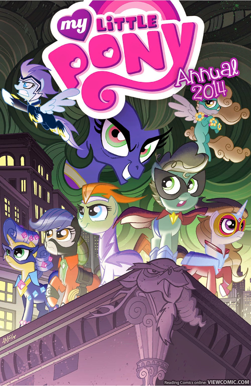 My Little Pony – Friendship is Magic Annual (2014 ...